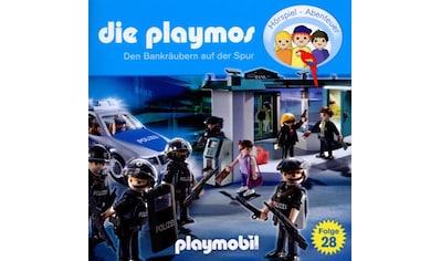 Musik - CD (28)Den Bankräubern Auf Der Spur / Playmos,Die, (1 CD) kaufen