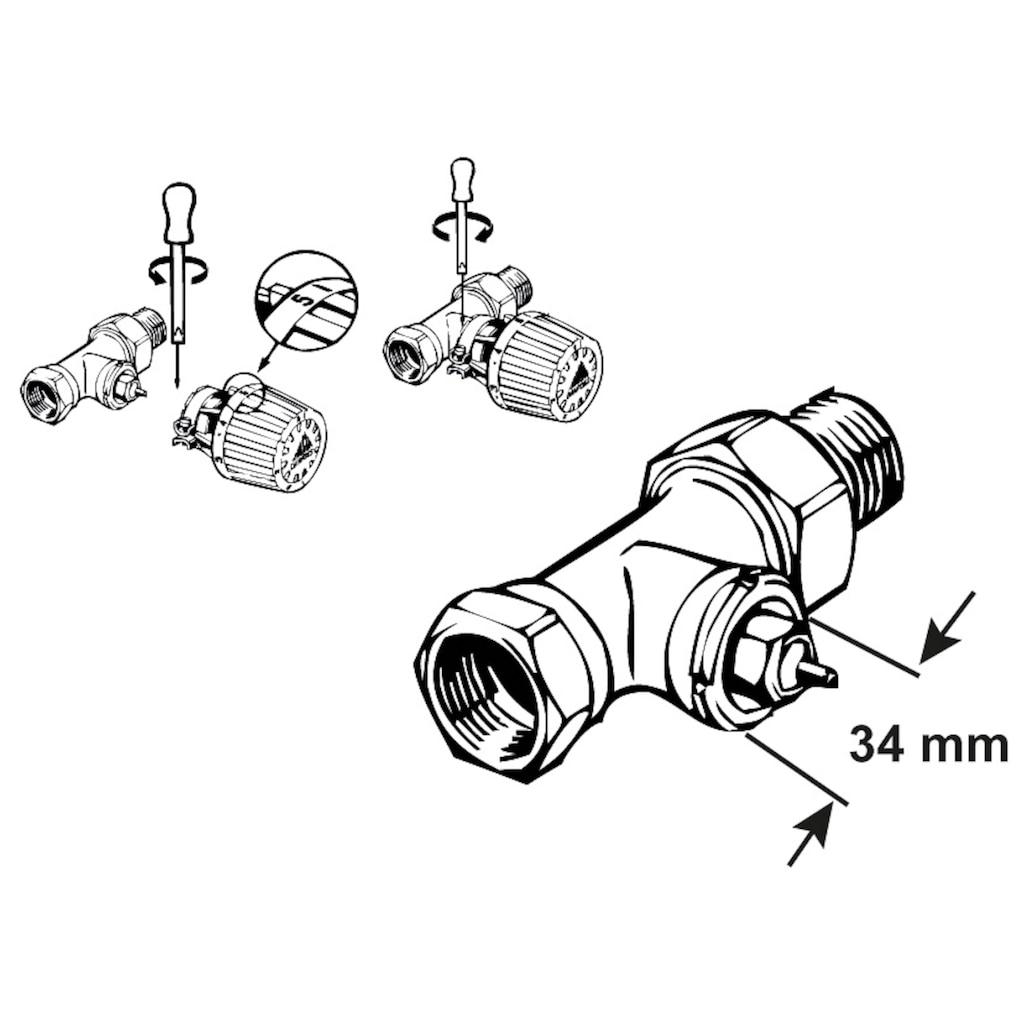 CORNAT Heizkörperthermostat »RA-V 2960«, Ventilkopf