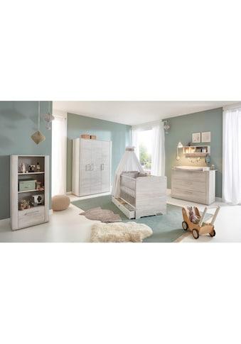 arthur berndt Babyzimmer-Komplettset »Leon«, (Set, 3 St.), Made in Germany; mit... kaufen