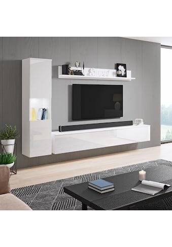 my home Wohnwand »PARIS«, (Set, 3 St.) kaufen
