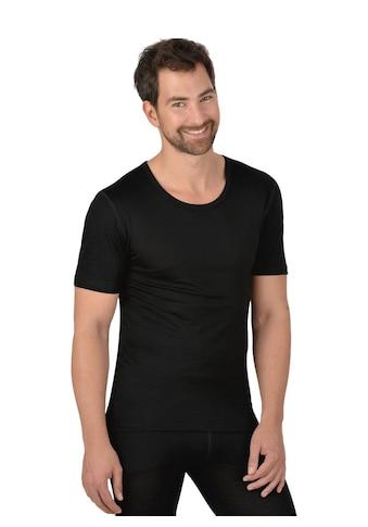 Trigema T-Shirt, aus Merinowolle kaufen