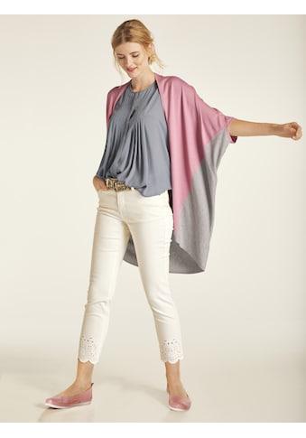 Shirtbluse in A - Form kaufen