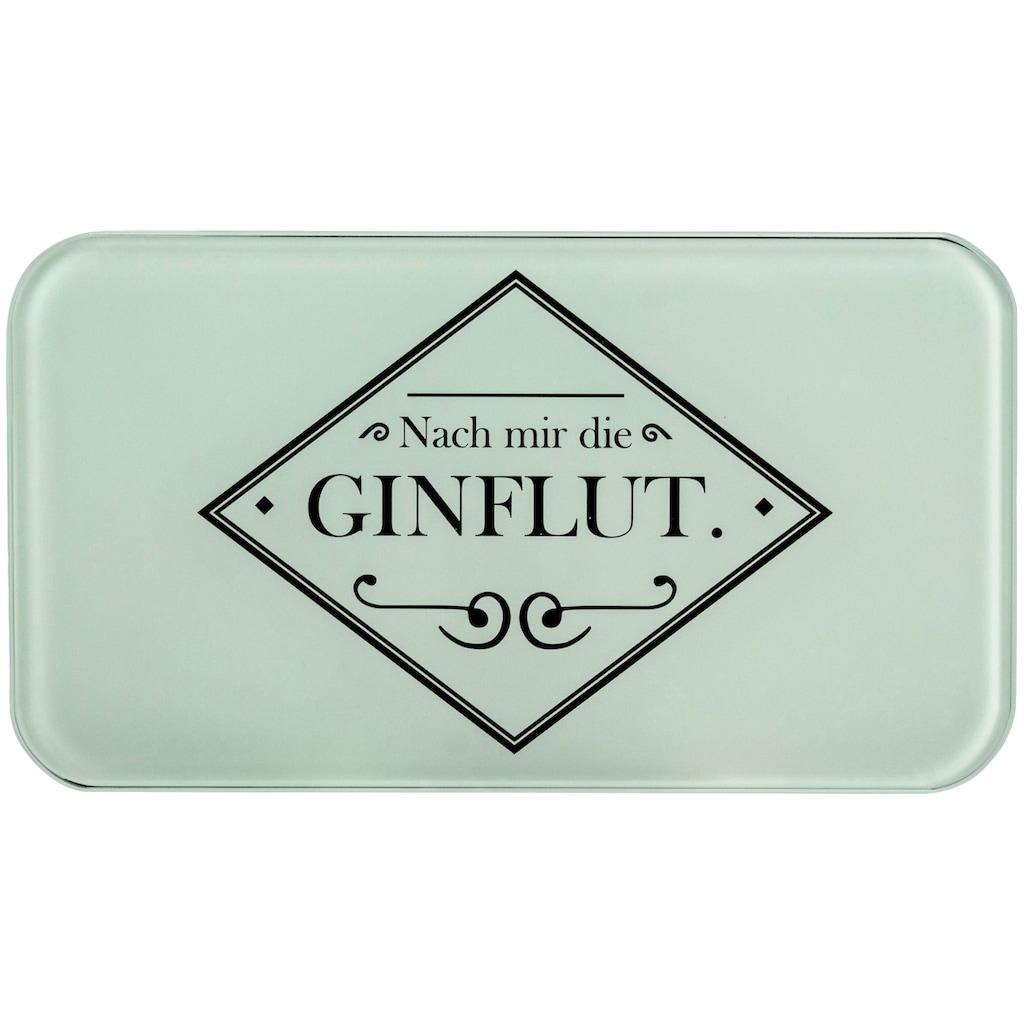 SEE∙MANN∙GARN Personenwaage »Digitale Mini-Personenwaage Gin«