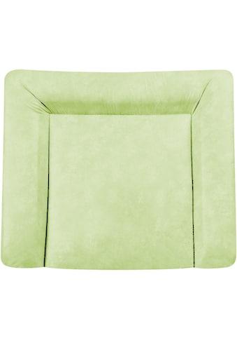 Julius Zöllner Wickelauflage »Softy - uni grün«, (1 tlg.), Made in Germany kaufen