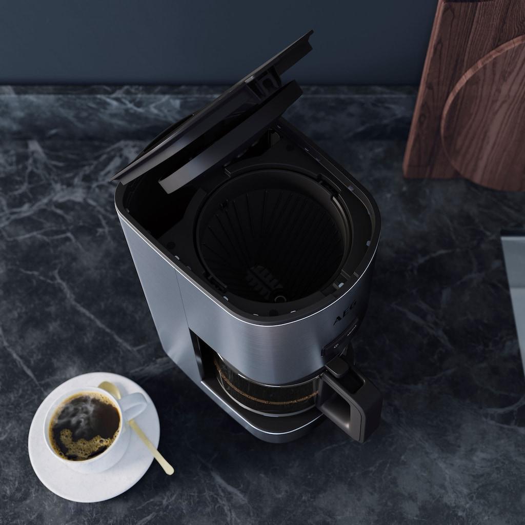 AEG Filterkaffeemaschine »CM4-1-4ST Deli 4«, Korbfilter, 1x4
