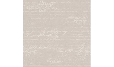 Rasch Vinyltapete »Best of Florentine«, gemustert-mit Schrift kaufen