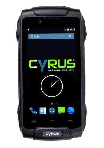 """Smartphone »CS30«, (11,4 cm/4,5 """" 16 GB Speicherplatz, 13 MP Kamera) kaufen"""