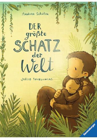 Buch »Der größte Schatz der Welt / Andrea Schütze, Joëlle Tourlonias« kaufen