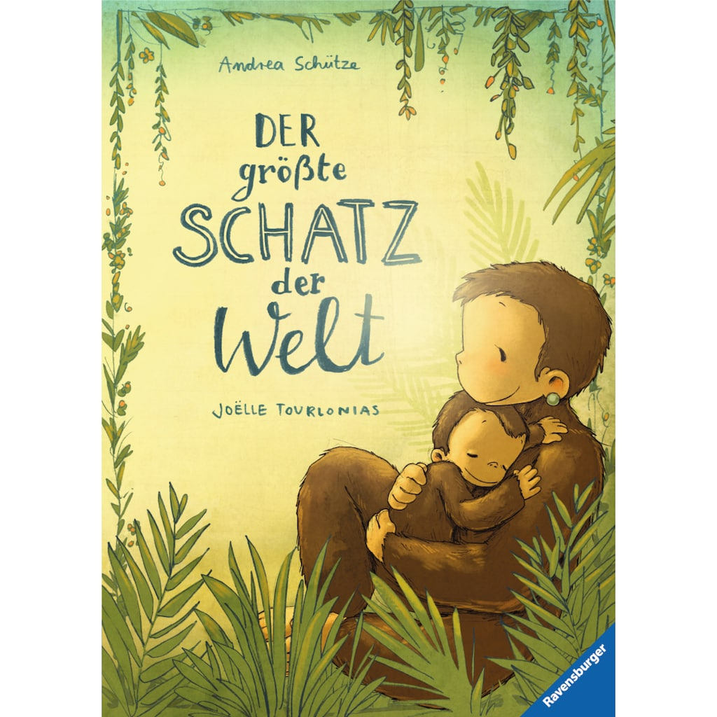 Buch »Der größte Schatz der Welt / Andrea Schütze, Joëlle Tourlonias«