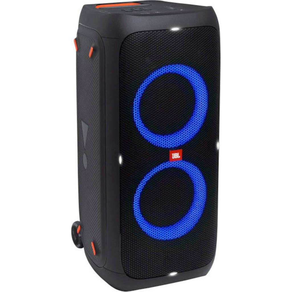 JBL Party-Lautsprecher »Party Box 310«, tolle Lichteffekte, rollbar, Akku, USB