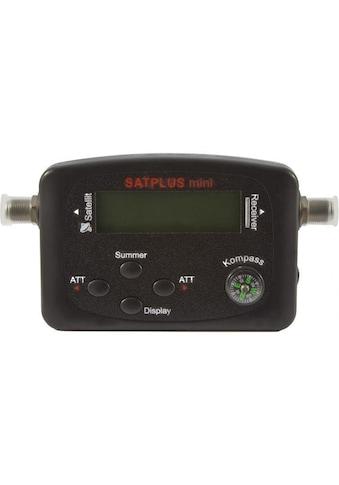 TELESTAR SAT - Messgerät, Satfinder »SATPLUS mini« kaufen