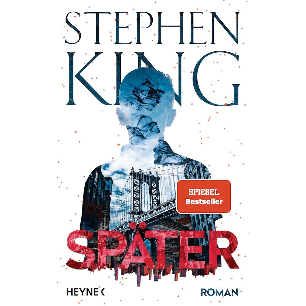 Buch »Später / Stephen King, Bernhard Kleinschmidt«
