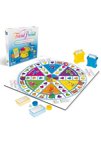 """Hasbro Spiel, """"Trivial Pursuit Familien Edition"""" kaufen"""