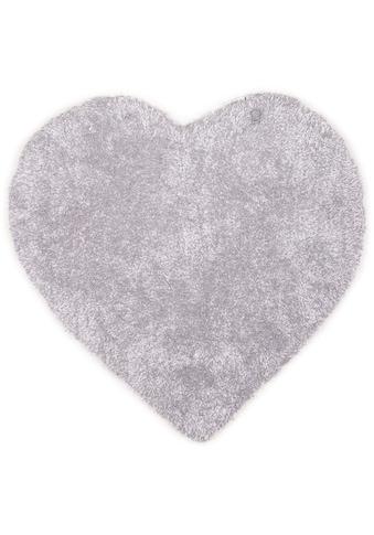 Kinderteppich, »Soft Herz«, TOM TAILOR, herzförmig, Höhe 35 mm, handgetuftet kaufen