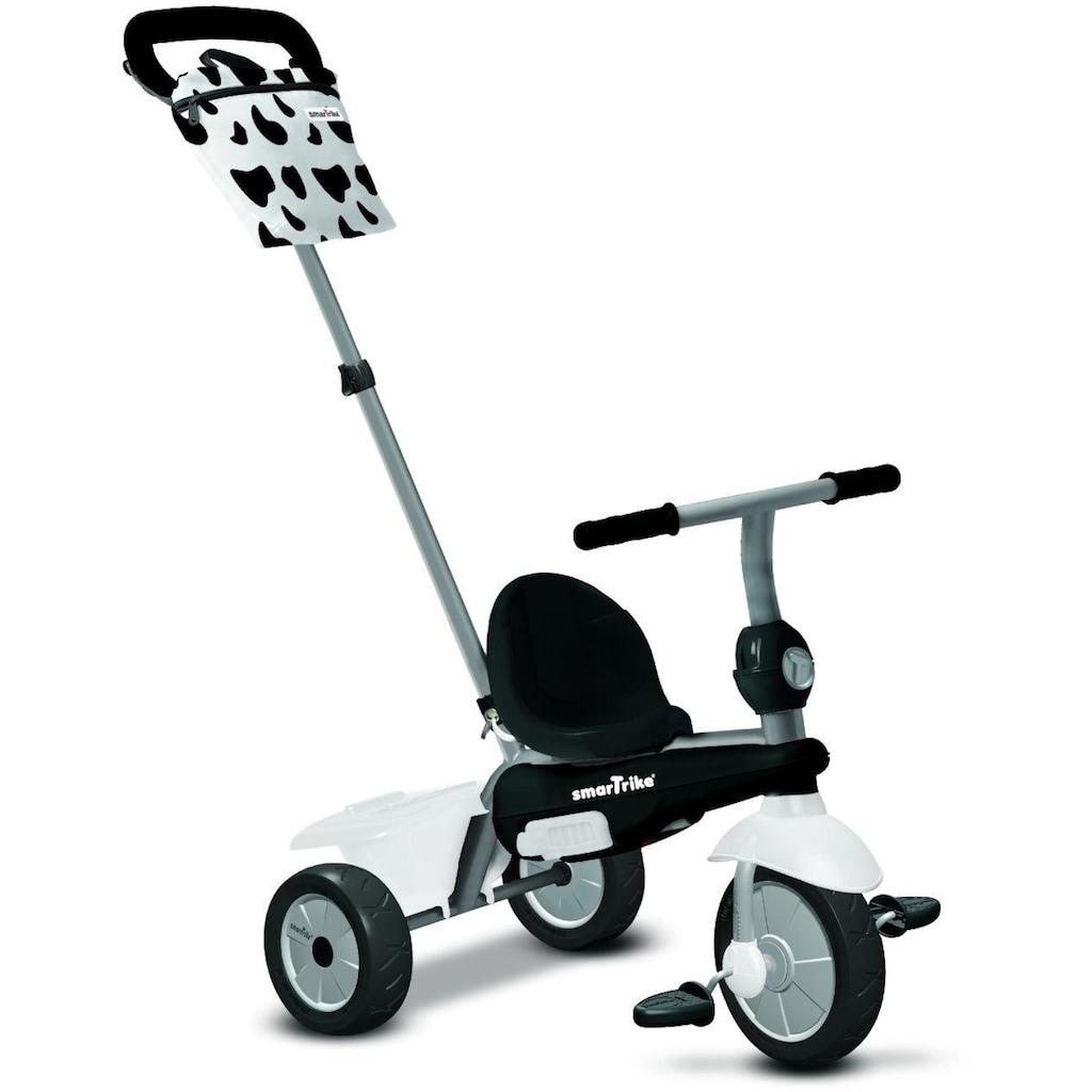 smarTrike® Dreirad »Vanilla, schwarz-weiß«, mit Sonnenschutzdach