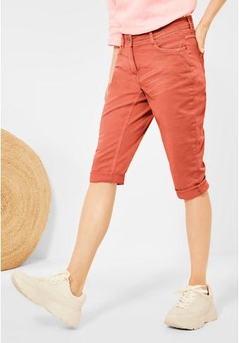 Cecil Caprihose, 5-Pockets Style kaufen