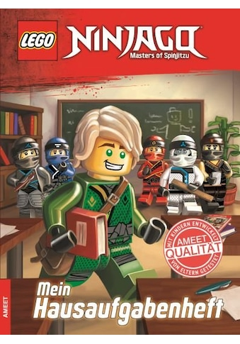 Buch »LEGO® NINJAGO® - Mein Hausaufgabenheft / DIVERSE« kaufen