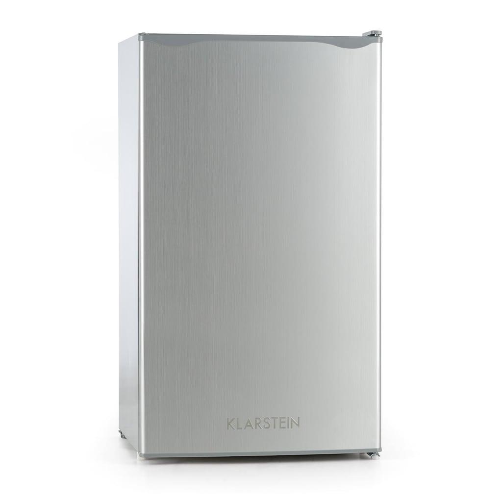 Klarstein Mini Single Kühlschrank Gefrierfach Eisfach 90l