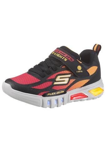 Skechers Kids Sneaker »FLEX-GLOW«, mit Blinkfunktion kaufen
