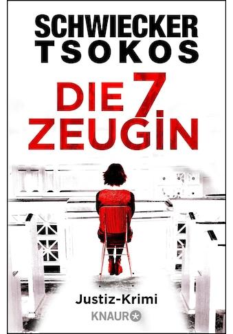Buch »Die siebte Zeugin / Florian Schwiecker, Michael Tsokos« kaufen