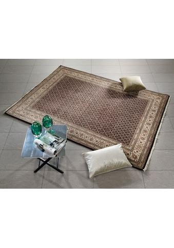 OCI DIE TEPPICHMARKE Orientteppich »Cavari Herati«, rechteckig, 4 mm Höhe,... kaufen