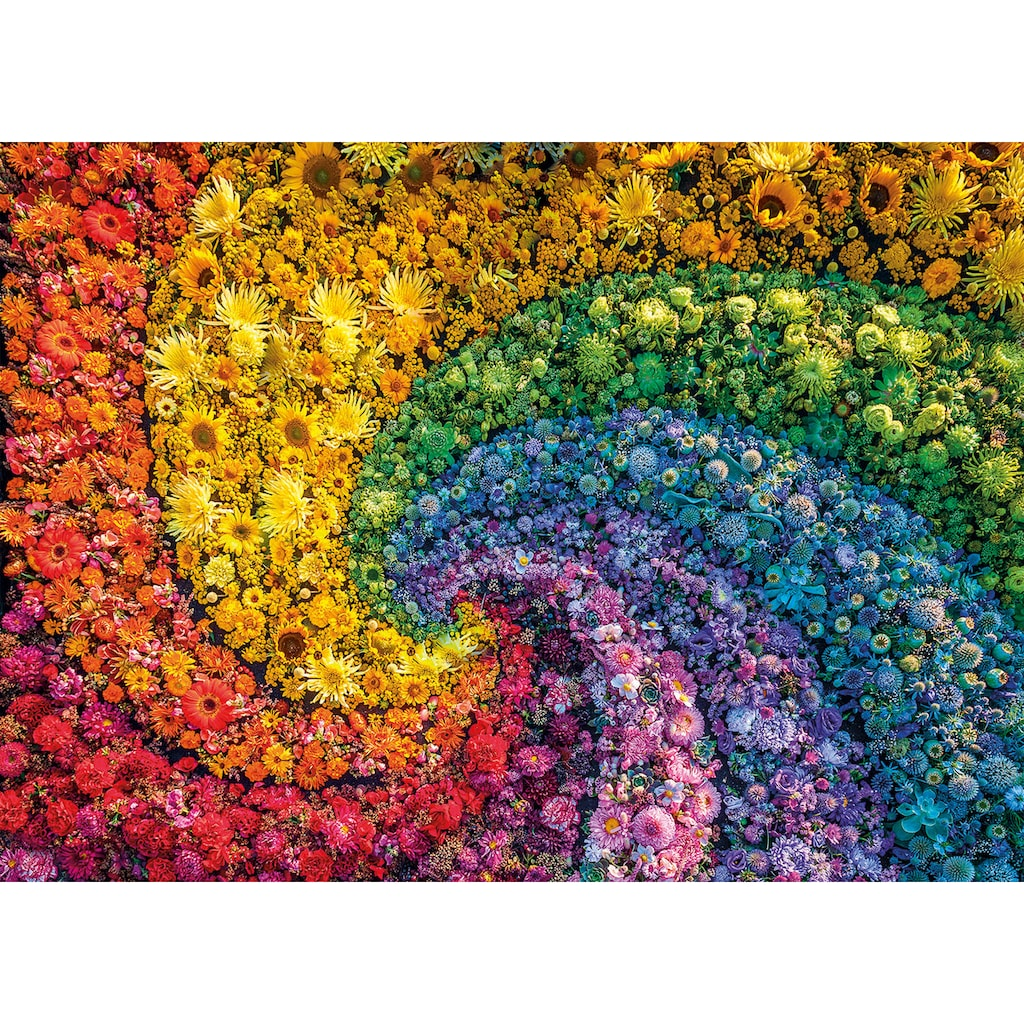 Clementoni® Puzzle »Colorboom Collection - Whirl«, Made in Europe, FSC® - schützt Wald - weltweit