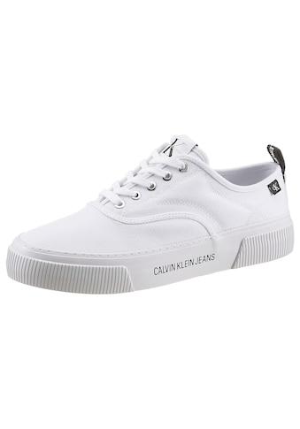 Calvin Klein Sneaker, mit Plateau kaufen