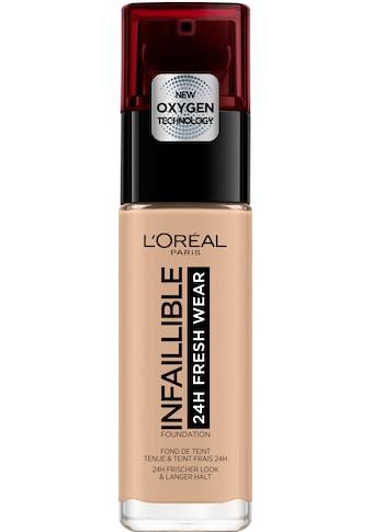 L'ORÉAL PARIS Foundation »Infaillible 24H Fresh Wear Make-up« kaufen