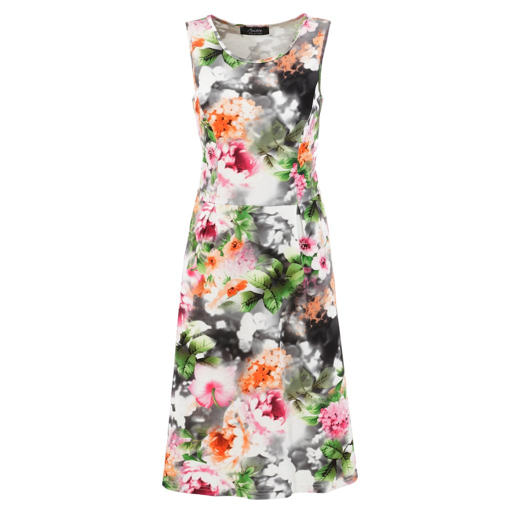 Aniston SELECTED Sommerkleid, mit aufregendem Druck