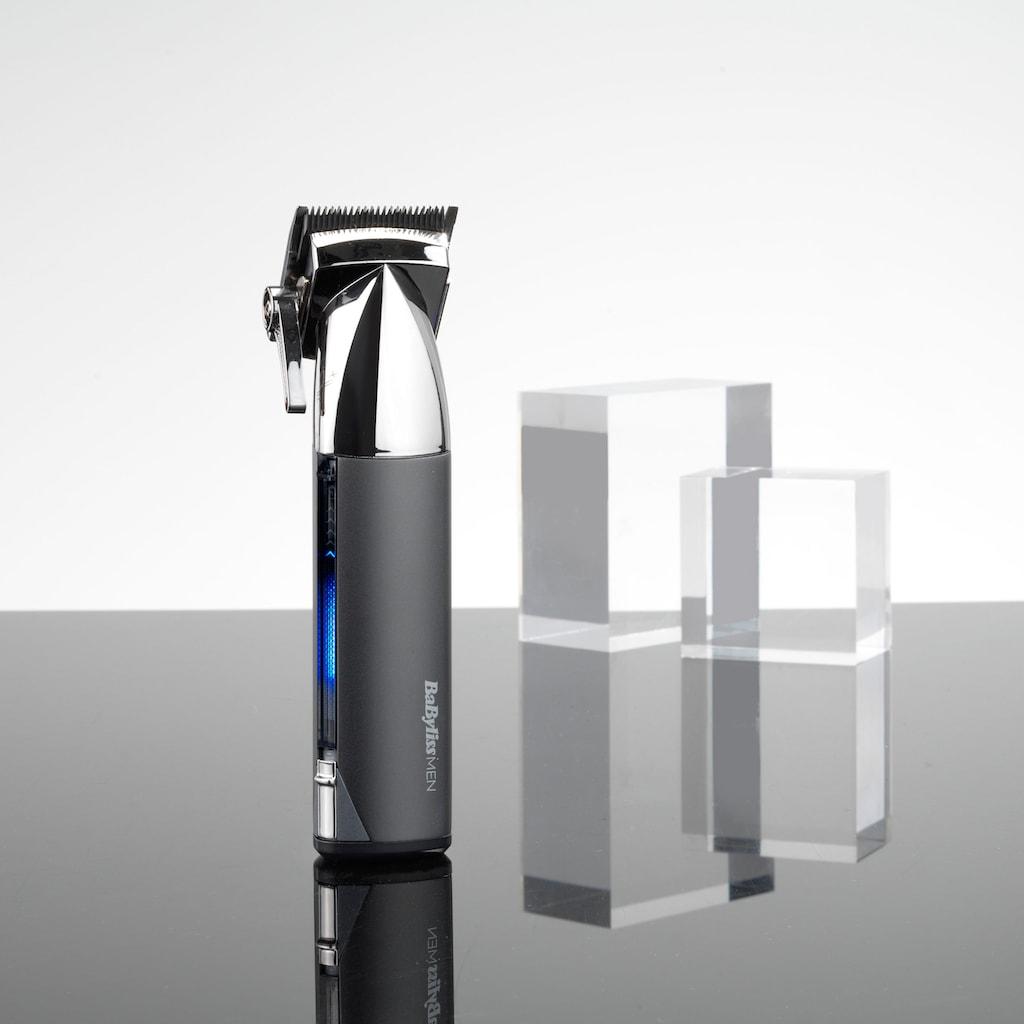 BaByliss Ionic-Haartrockner »BaByliss Smooth Pro 2100«, 2100 W, 2 Aufsätze