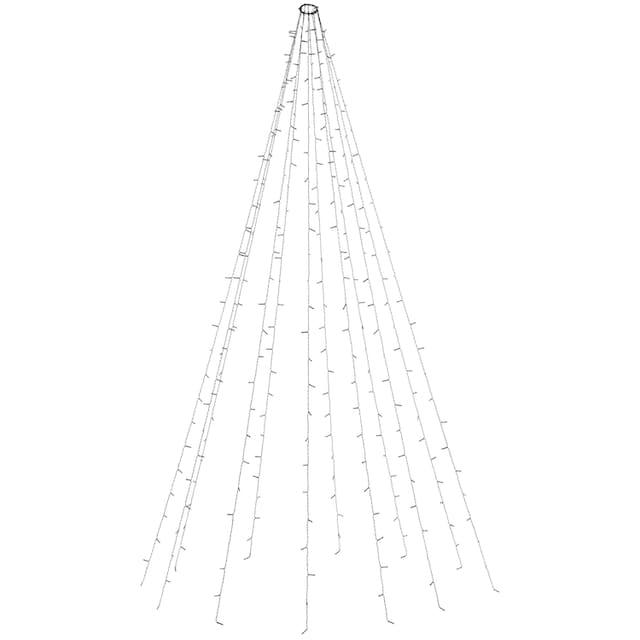 LED-Lichtervorhang
