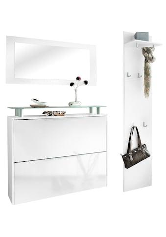 borchardt Möbel Garderoben - Set »Rena 2« (Set, 3 - tlg) kaufen