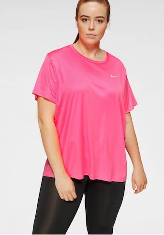 Nike Laufshirt »WOMENS SHORT-SLEEVE TOP PLUS SIZE« kaufen