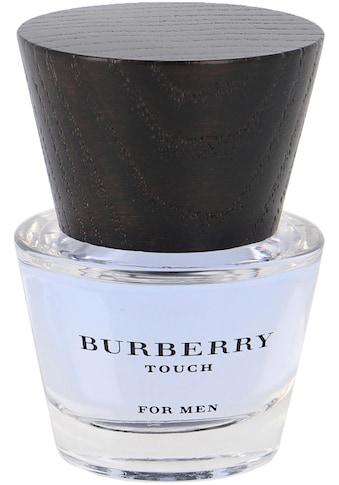 BURBERRY Eau de Toilette »Touch for Men« kaufen