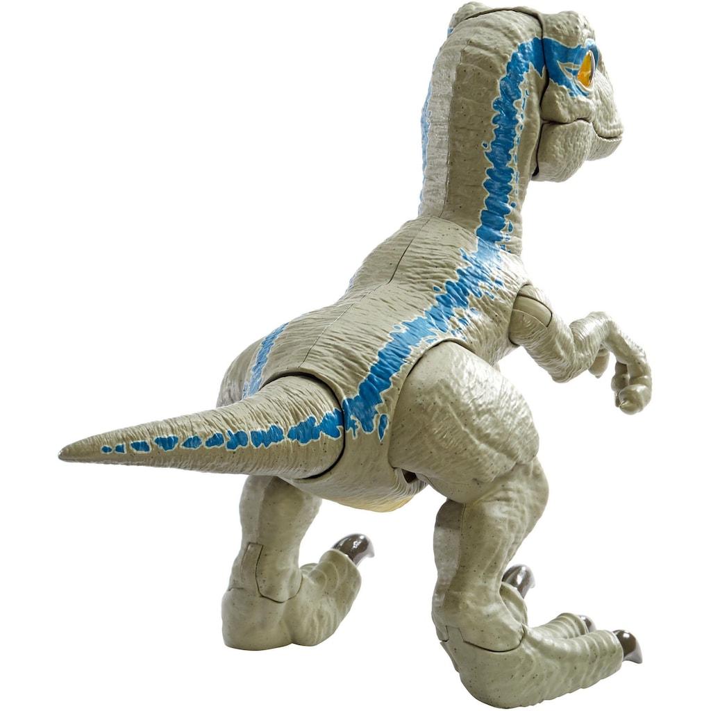 Mattel® Spielfigur »Jurassic World, Dinofreundin Blue«, mit Sound