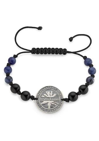 Bruno Banani Armband »B4017B/90/GI«, mit Onyx und Sodalith kaufen