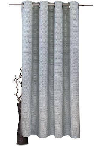 Vorhang, »Brennan«, VHG, Ösen 1 Stück kaufen