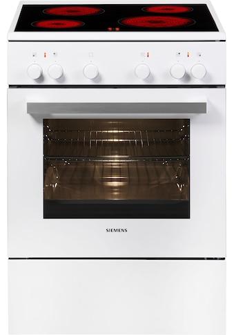 SIEMENS Elektro-Standherd »HK5P00020« kaufen