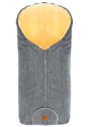 Fillikid Fußsack »Pamir Winterfußsack, melange hellgrau« kaufen