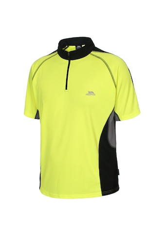 Trespass Sporttop »Herren Grenada Athletic T-Shirt mit Reißverschluss, Kurzarm« kaufen