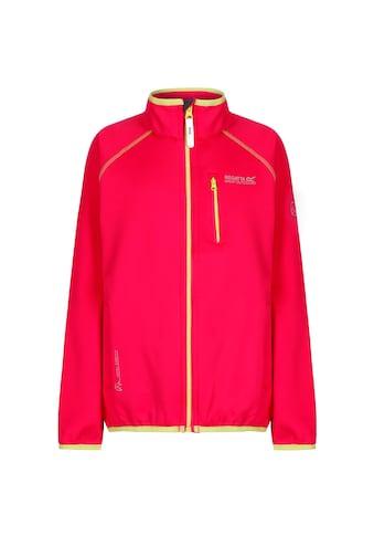 Regatta Outdoorjacke »Great Outdoors Kinder Limit Softshell Jacke« kaufen