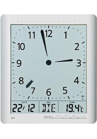 AMS Funkwanduhr »F5898« kaufen