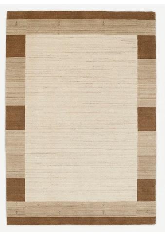 OCI DIE TEPPICHMARKE Wollteppich »Alagis Border«, rechteckig, 6 mm Höhe, reine Wolle,... kaufen