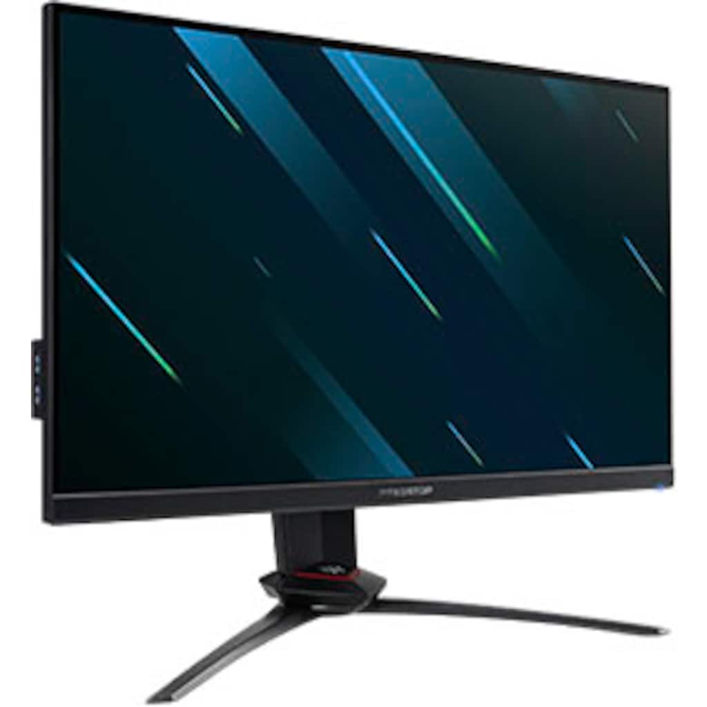 """Acer Gaming-Monitor »Predator XB253QGXbmiiprzx«, 62,2 cm/24,5 """", 1920 x 1080 px, Full HD, 1 ms Reaktionszeit, 240 Hz"""