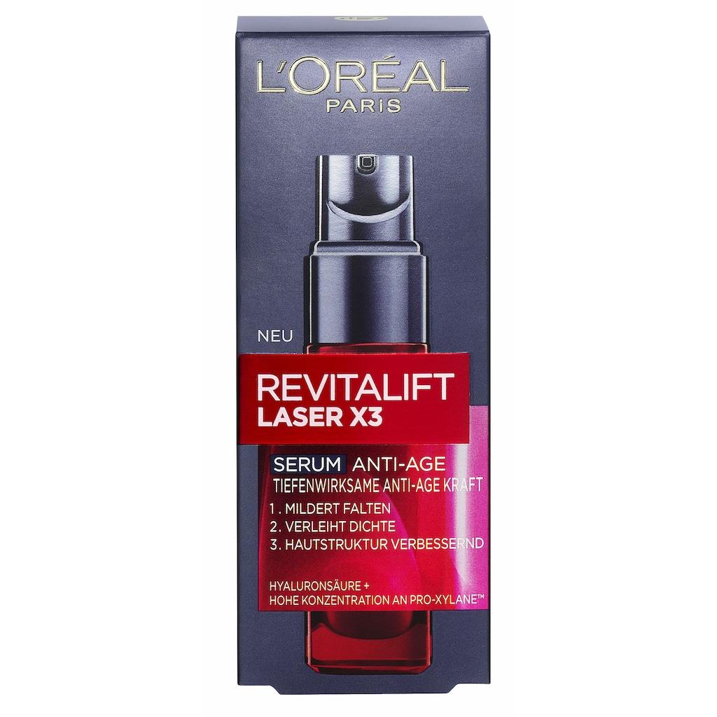L'ORÉAL PARIS Gesichtsserum »Revitalift Laser X3«, Anti-Age