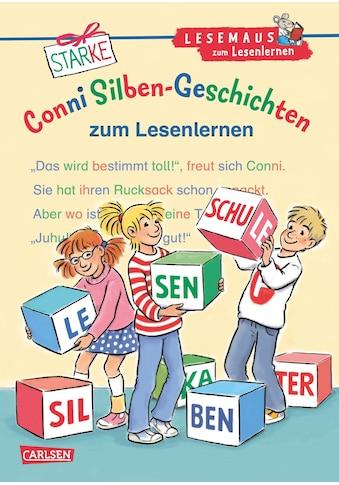 Buch »LESEMAUS zum Lesenlernen Sammelbände: Starke Conni Silben-Geschichten zum... kaufen