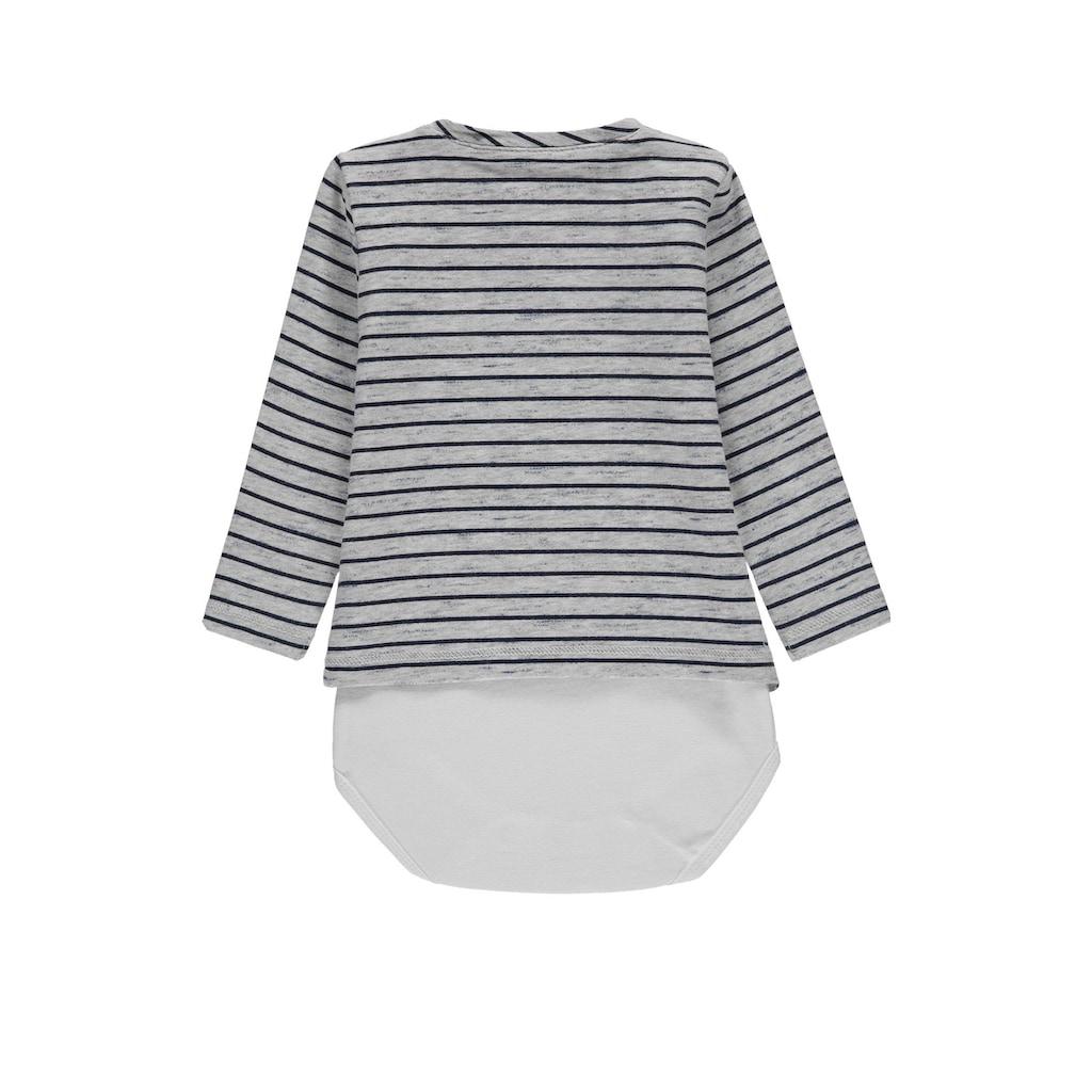 Bellybutton T-Shirt Body Langarm
