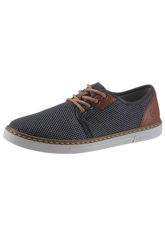 Rieker Sneaker, mit kontrastfarbenen Details kaufen
