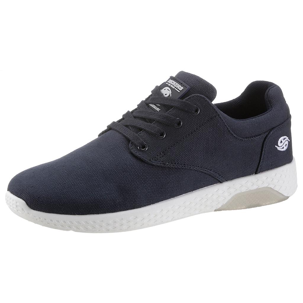 Dockers by Gerli Sneaker, mit weißer Laufsohle