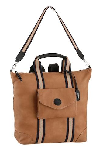 Rieker Shopper »Canberra«, auch als Rucksack tragbar kaufen